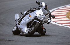 Photo of a 2003 Triumph TT 600