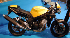 Photo of a 2005 Triumph Urban Daytona