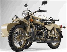 Photo of a 2009 Ural Sahara