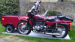Photo of a 1994 Ural Tourist