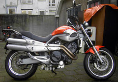 Photo of a 2007 Voxan Scrambler