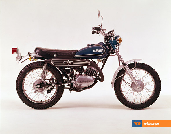 1970 Yamaha At 125 Picture Mbike Com