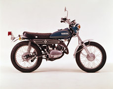 Photo of a 1970 Yamaha AT 125