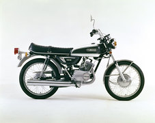 Photo of a 1971 Yamaha AX 125