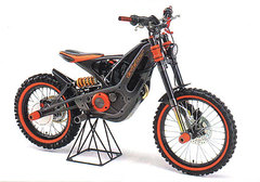 Photo of a 2001 Yamaha BMX