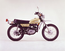 Photo of a 1975 Yamaha DT 125