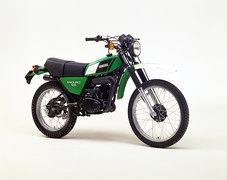 Photo of a 1978 Yamaha DT 125 MX