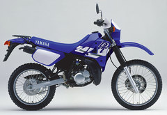 Photo of a 1992 Yamaha DT 125 R