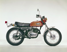 Photo of a 1970 Yamaha DT 250
