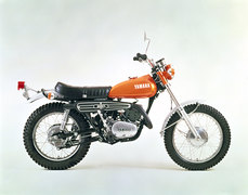 Photo of a 1974 Yamaha DT 250