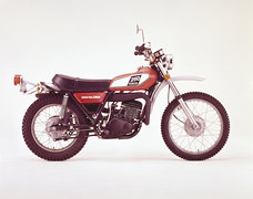Photo of a 1975 Yamaha DT 250