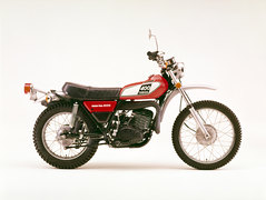 Photo of a 1976 Yamaha DT 400