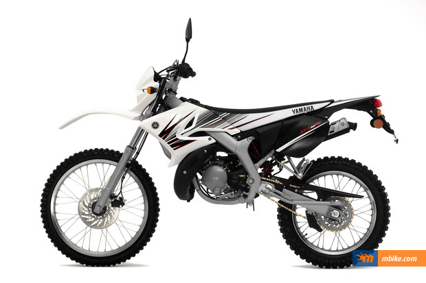 2006 Yamaha DT 50 R Picture - Mbike.com