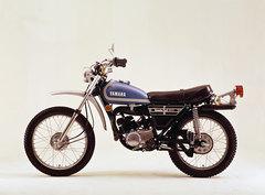 1973 Yamaha DT 90