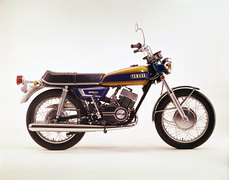 Photo of a 1970 Yamaha DX 250