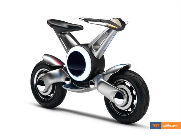 2009 Yamaha EC-fs