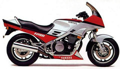 Photo of a 1984 Yamaha FJ 1100