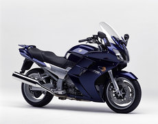 Photo of a 2003 Yamaha FJR 1300 A