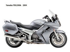 Photo of a 2004 Yamaha FJR 1300 A