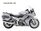 2004 Yamaha FJR 1300 A