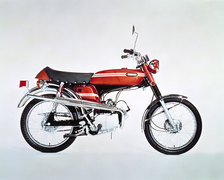 Photo of a 1970 Yamaha FS 50