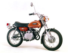 Photo of a 1970 Yamaha FS1