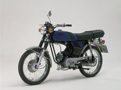 Photo of a 1979 Yamaha FS1