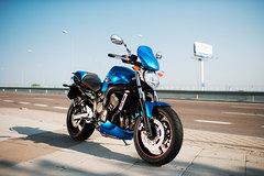 2007 Yamaha FZ 6N S2 ABS