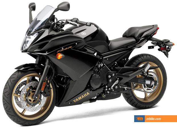 2010 Yamaha FZ 6R (Fazer)