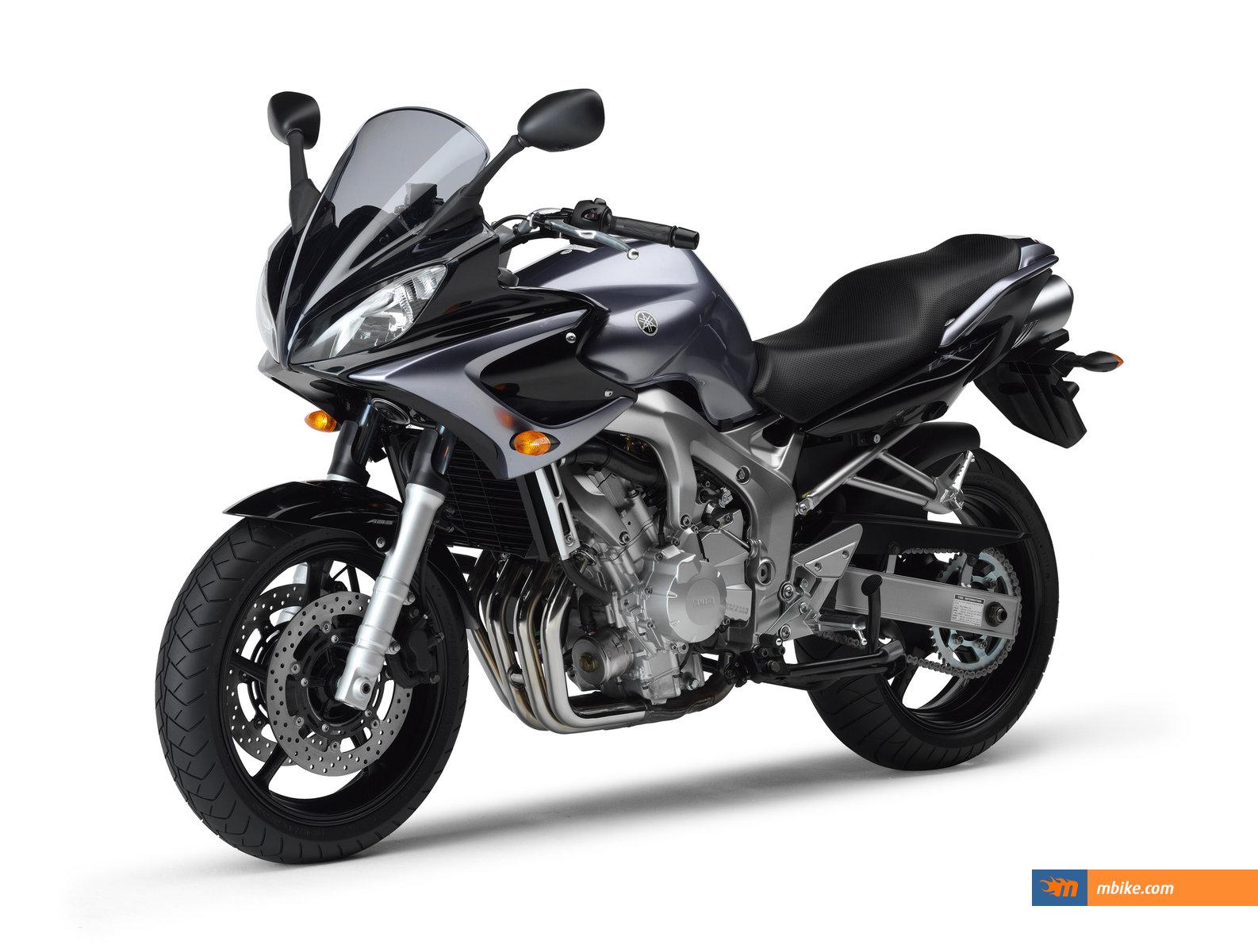 2007 Yamaha FZ 6S ABS (Fazer)   Yamaha fz, Yamaha, Abs