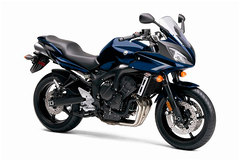 Photo of a 2008 Yamaha FZ 6S S2