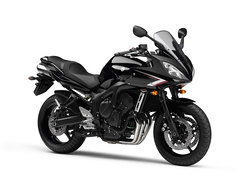 Photo of a 2009 Yamaha FZ 6S S2