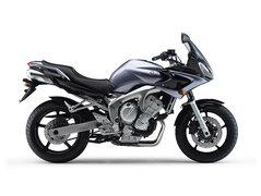 2007 Yamaha FZ 6S S2 ABS (Fazer)