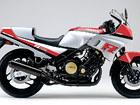 1986 Yamaha FZ 750