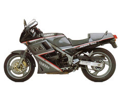 Photo of a 1987 Yamaha FZ 750 Genesis