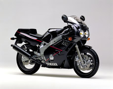Photo of a 1989 Yamaha FZR 600 Genesis