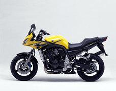 2003 Yamaha FZS 1000 (Fazer)
