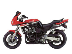 Photo of a 2000 Yamaha FZS 600