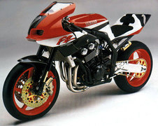 Photo of a 1997 Yamaha FZS600 Concept