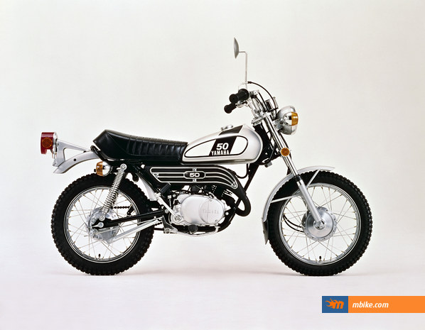 1974 Yamaha GT 50 Picture - Mbike.com