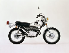 1974 Yamaha GT 50