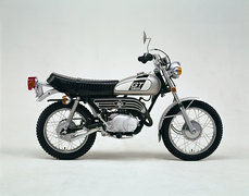 Photo of a 1976 Yamaha GT 80