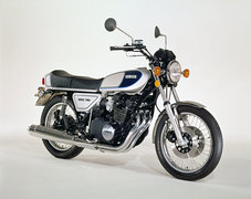 Photo of a 1976 Yamaha GX 750