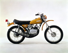 Photo of a 1971 Yamaha HT 90