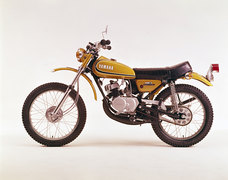Photo of a 1972 Yamaha HT 90
