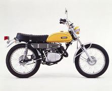 Photo of a 1970 Yamaha HT1