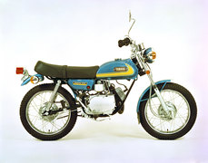 Photo of a 1971 Yamaha JT 60