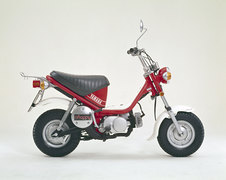 Photo of a 1973 Yamaha LB 80