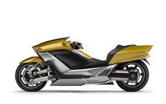2007 Yamaha Luxair Gold