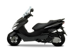Photo of a 2009 Yamaha Majesty 125